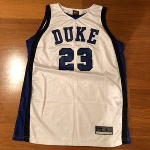 Nike Duke jersey NWT